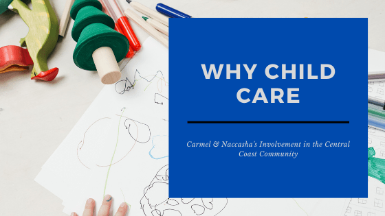 why child care graphic