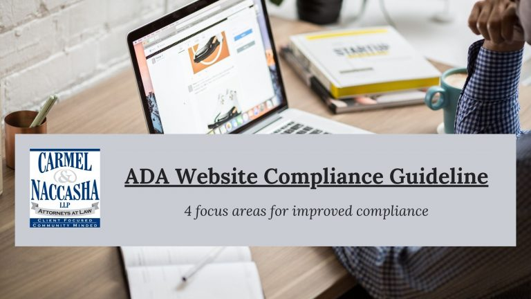 ADA Compliance Guideline
