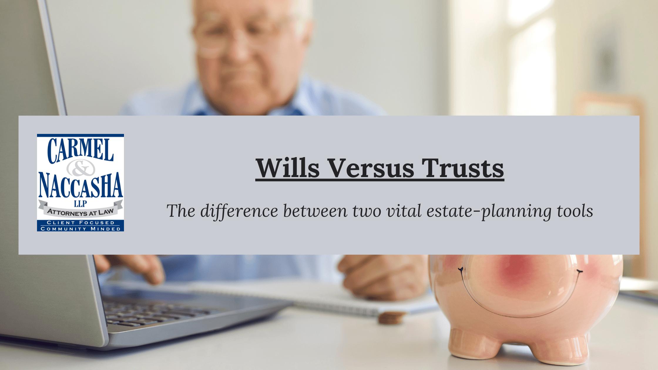 WillsVTrusts